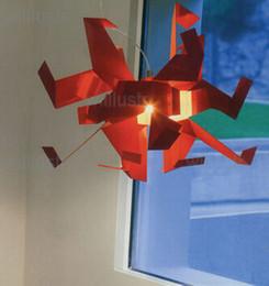 modern Pallucco Glow Square Pendant Lamp modern suspension lamp hanging light metal lighting dinning room lounge novelty nordic lamp