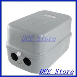 Wholesale V Coil AC Contactor Motor Magnetic Starter Three Phase P HP A