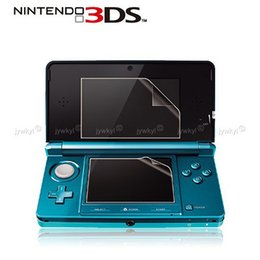 Wholesale-Protection Film Shield Guard Protector LCD Screen For 3DS