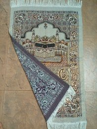 Wholesale Free DHL Hot Sale Prayer Mat big size cm Mat Muslim Prayer Rug
