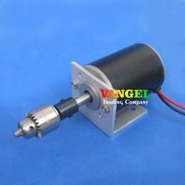 Wholesale DC12V V W mini pcb drill Press tool Jt0 mm RPM motor Electric drill