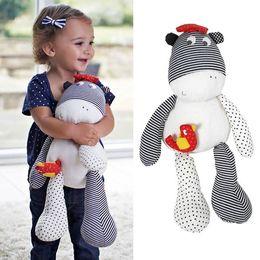 Wholesale 52 cm Cute Super Big Bird Pulling Bell Baby Doll Toy Baby IQ Development Plush Toys Doll Brinquedos JT