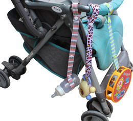 Wholesale Toy Saver Strap Lemommom anti lost baby toys rope toys with versatile stroller toy stroller straps belt