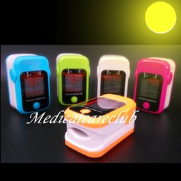 Wholesale Best seller BID LED Fingertip pulse Oximeter Pulse Blood Oxygen SpO2 PR Monitor