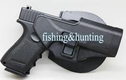 Wholesale Tactical Concealment Holster Right Hand Black Pistol Case Bag For Glock