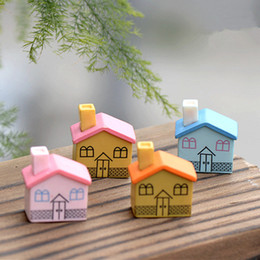 wholesale mini doll house cottage fairy garden miniature gnomes terrariums resin craft figurines for home decoration accessories