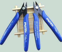 Wholesale Jewelry Electrical Wire Cable Cutters Cutting Side Snips Flush Pliers Hand Tools