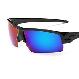 Wholesale-New Style Unisex Sports oculos ciclismo Cycling Glasses Outdoor Mountain Bike Sun Goggles Motorcycle Eyewear UV400