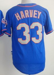 Wholesale 2015 Matt Harvey Blue Grey NO Alternate Road Cool Base Stitched Jersey Buy Various High Quality Baseball Jersey Products