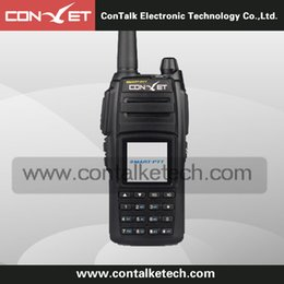 Wholesale Rugged unlimited talk range walkie talkie based on CDMA network with gps tracker walkie talkie LCD color display walkie talkie