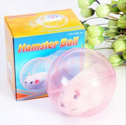 Wholesale-Classic toys! Will walking rolling hamster Electronic Toys,Electronic Pets toy,Children the best gift, free shipping