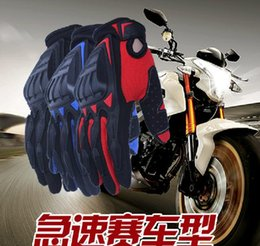 Wholesale-super powerful motorcycle gloves comfortable racing gloves high quality moto gloves protective scoyco gloves