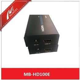 Wholesale HDMI Extender Over Ethernet With IR up to ft HDMI Over IP