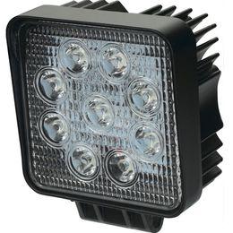 [SALE] 4 INCH 27W LED WORK LAMP 12V 24v FLOOD BEAM 4x4 OFF ROAD ATV TRUCK BOAT UTV LED DRIVING LIGHT 27w led round fog lights