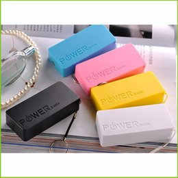 Wholesale New mah Fragrance Perfume Portable Power Bank Emergency External Universal Battery Charger for Iphone S S C Plus Galaxy S4 S5 HTC