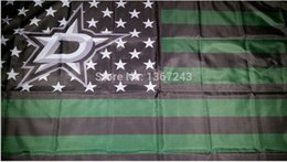 Dallas Stars NHL National Hockey League USA Flag 3X5 ft custom Banner 90x150cm Sport Outdoor HDS1