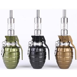 Wholesale Newest E Cig FITH S100 Mechanical mod Grenade Electronic Cigarette vs Innokin Cool Fire Fit Dark Horse Lancia Doge Little boy RDA
