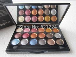 good quality 18 color powder eye shadow paletteeyeshadow 1pcs
