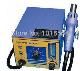 Promotion Price !!! HAKKO FR-801 SMD Rework Station   BGA Desoldering Station   Hot Air Gun Rework System 220V 570W