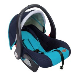 Wholesale Portable Baby Infant Car Safety Seat Cover Cushion Multi Function Seats Basket Type Safety Seat High Quanlity Child Car Safety Seats MC
