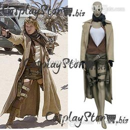 Wholesale Resident Evil Costumes Extinction Alice Cosplay Costume