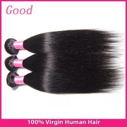 Brazilian hair Brazilian virgin hair straight 100% unprocessed brazilian virgin human hair straight Brazilian straight hair cheap wholesale