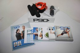 Wholesale DHL P fitness focus fix workout dvd movies Discs set fitness videos with fitness band Exercise dvds Videos