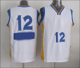 Wholesale 2014 Christmas Basketball Jersey Andrew Bogut White Uniforms Cheap Basketball Wears Embroidery Logo Name Allow Mix Order