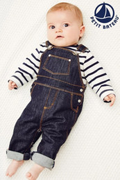 Wholesale 2016 New Arrival Baby Boy Clothing Set Gentleman Newborn Set For Boys Cotton Long Sleeve T shirt Overalls Next Suit