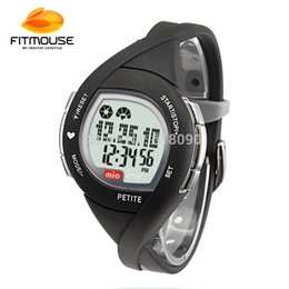 Wholesale Mio Active American Mio Active Sports Watch Running Series No Chest Strap Pedometer Heart Rate Monitor Watches