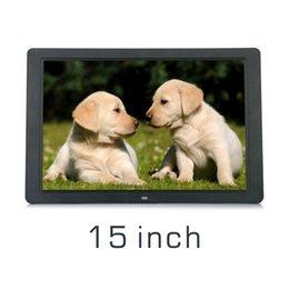Wholesale Digital Photo Frame High Definition inch Media Frame LED Screen Multi Language Digital Frame Shipping From US