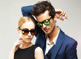 Wholesale 2015 New arrival Men women sunglasses reflective Sunglasses on the beach Bike glasses Dazzle colour Random color NSYJ15