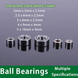 Wholesale Deep Hook Ball Bearing Toy Car Accessories Model Material Small Bearings