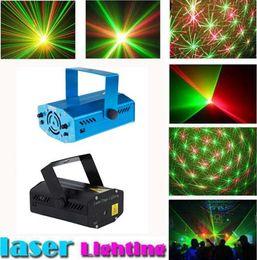 Stage Light XL077 Laser Star Stage DJ Lighting LED Stage Light Free Shipping