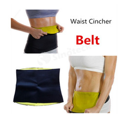 Wholesale Hot Shapers Body Weight Loss Waist Cincher Neoprene Slimming Waist Belts Training Corsets Bodysuit Women Free DHL Factory Direct