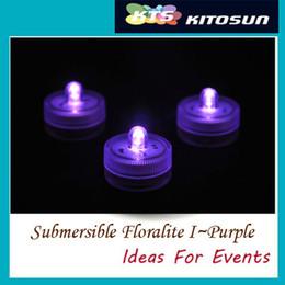 Luces individuales con pilas en Línea-120pcs moda multicolor batería sumergible mini luces individuales de LED para la pieza central