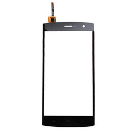 Replacement Black Touch Screen Digitizer Glass Lens For Homtom HT7  HT7 Pro Compatible