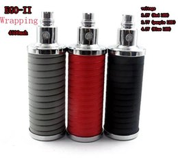 Wholesale Ego t barato mAh mAh mAh Batería para cigarrillos electrónicos Cigarrillos E Kit E cig Varios colores