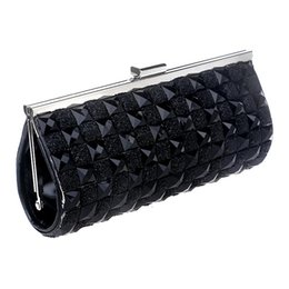 Wholesale-NEW beaded women bags clutch purse handbags evening bags wedding bridal tote clutches evening bag