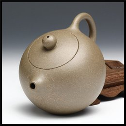 Wholesale Authentic handmade capacity ml Chinese Yixing teapot purple clay teapot