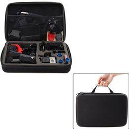 Wholesale Hot Sale Large Size GoPro EVA Travel Storage Collection Bag Case Shockproof Protective Camera Box For Go Pro HD Hero