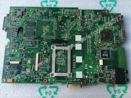Wholesale New K40AU Motherboard For ASUS k40AB Notebook Mainboard year Processor