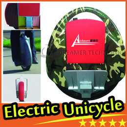 Wholesale Entry Level Model Aicheers Electric Scooter Bike Solo wheel Max Speed KM H Mileage KM KM Adult Unicycle Electric Scooters