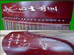 Senior wood playing guzheng Authentic Musical Instruments Senior wood playing guzheng Authentic Musical Instruments