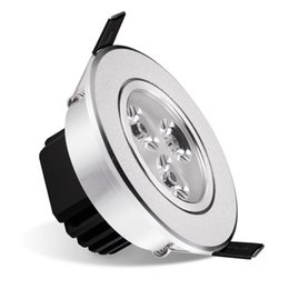Wholesale 3W LED ceiling lamp downlight lamp Quality lens condenser Adjustable High angle degree Free Delivery