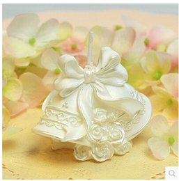 Wholesale 2015Birthday wedding candles Romantic candle Creative holiday would get married The candle The bell small gifts