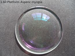 2015new Patent Customized prescription glasses lens diamond crystal S- HMC super flat&thin myopia  presbyopia asperic lens with platform