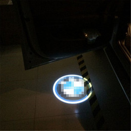 Case for Cadillac Case for Citroen Car Logo LED Interior Lights Welcome Door Ghost Shadow Lamps 12V
