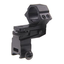 Funpowerland Adjustable Scope Torch Mount  Weaver Mount Free Shipping