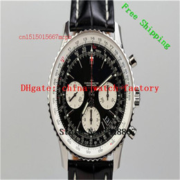 Wholesale Equipped original box Brand BB N a vitimer Luxury In House Chronograph Watch AB0120 Men s dress Watches